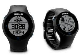 Test de la montre GPS Garmin forrunner 610