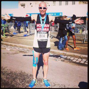 """Le semi marathon de Paris 2014 en 1h17,32"""""""