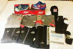 Compétition en course a pied : semi Marathon de Houston