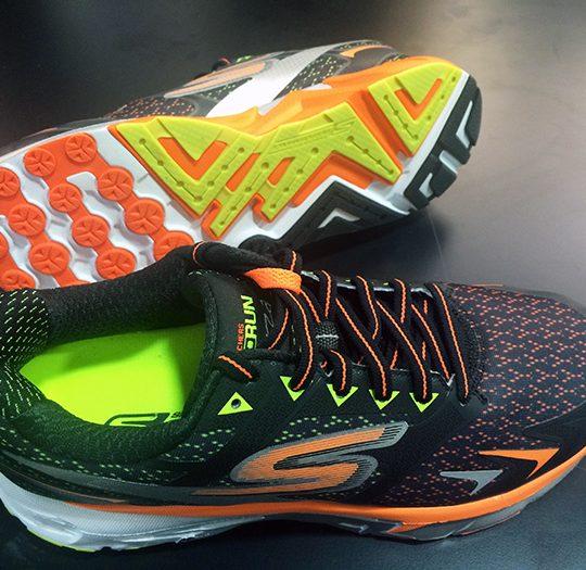 fa2785348e61 Test chaussure running Skechers   Skechers running Go Run b415cd ...