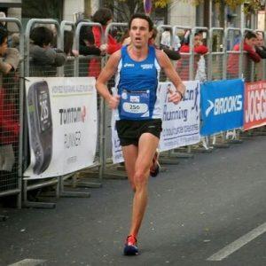 Profil d'athlète : Adrien Guiomar 2h21 au marathon de Paris