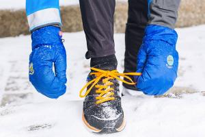 Odlo Crystal Run : la course qui va vous réchauffer