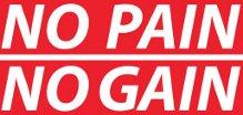 no-pain-no-gain-running