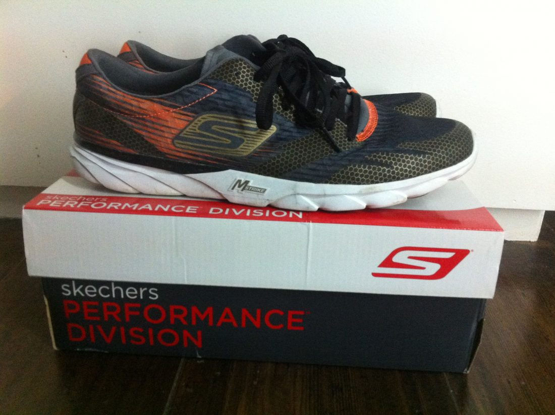 Test chaussure running : Skechers Go Speed 2, ca va vite