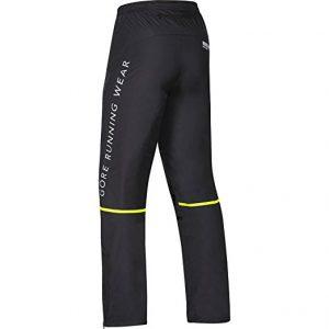 Test :Pantalon Windstopper Gore Running Wear