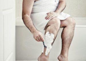 Se raser les jambes pour le sport, est ce gay ?