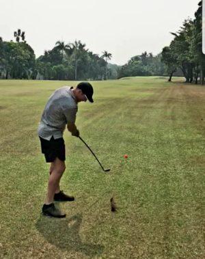 Golf : mon premier 18 trous, putain c'est un Marathon !