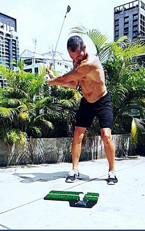 Prise de masse musculaire, et gain de force, çà change ...